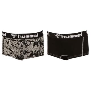 Hummel Her 2-Pack Mini Shorts – Bild 3