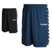 Hummel Stay Authentic Long Training Shorts 001