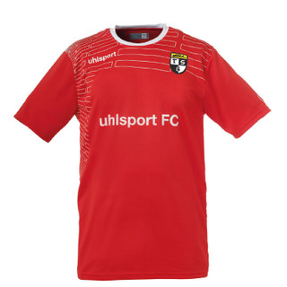 Uhlsport Match Team Kit (Shirt&Shorts) Ss Damen – Bild 5