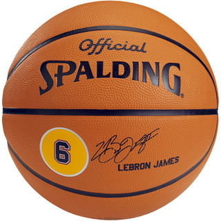 Spalding Player Ball Lebron James