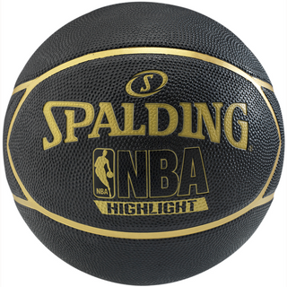Spalding NBA Highlight Black