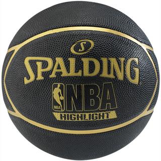 Spalding NBA Highlight Black