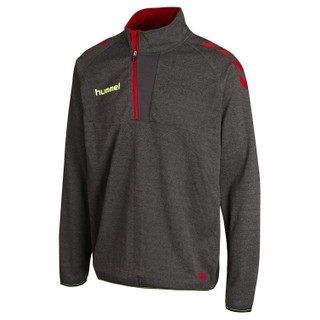 Hummel Rebel ½ Zip Sweat – Bild 2