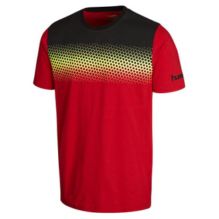 Hummel Rebel Gradient Cotton Tee – Bild 3