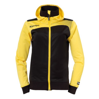 Kempa Emotion Kapuzenjacke Woman – Bild 6
