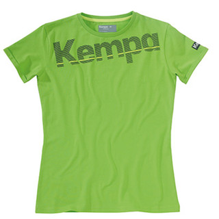 Kempa Core Cotton Logo T-Shirt Women – Bild 2