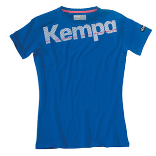 Kempa Core Cotton Logo T-Shirt Women – Bild 3