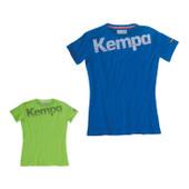 Kempa Core Cotton Logo T-Shirt Women 001