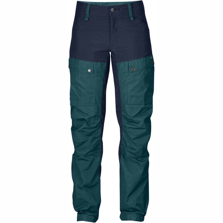 Fjällräven Keb Trousers Curved W - - - Hochmoderne Wanderhose mit Curved Fit e2581d
