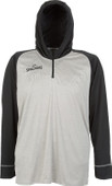 Spalding Street Ls Shirt With Hood 001