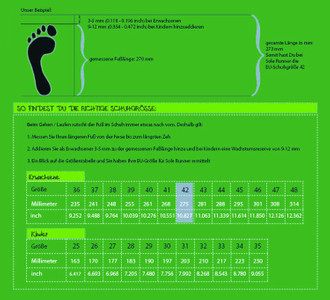 Sole Runner FX Trainer 4 + Zehensocke – Bild 2