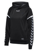 Hummel Auth. Charge Wo Poly Hoodie 001