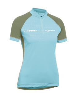 Gonso Kama Damen-Bike Shirt 1/2 Zip – Bild 5