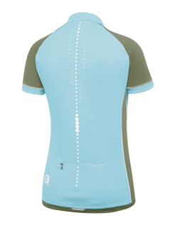 Gonso Kama Damen-Bike Shirt 1/2 Zip – Bild 6