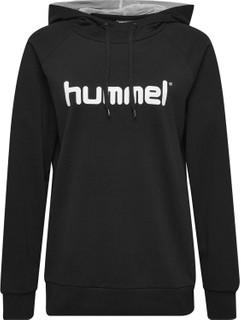 Hummel HMLGO Cotton Logo Hoodie Woman – Bild 1