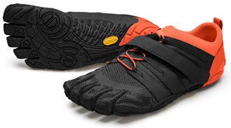 Vibram FiveFingers V-Train 2.0  Men + Zehensocke – Bild 3
