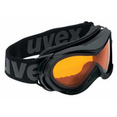 Uvex Hurricane Black 001