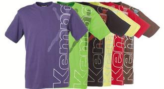 Kempa Promo Tee Player - Handball T-Shirt