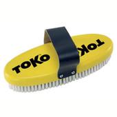 Toko Base Brush Oval Nylon - Belagbürste / Belagreinigung 001