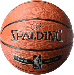 Spalding NBA Silver Outdoor - Basketball