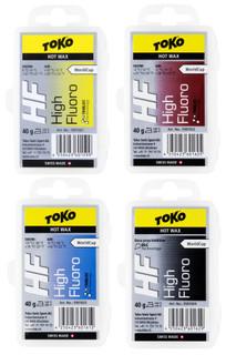 Toko HF Hot Wax 40g
