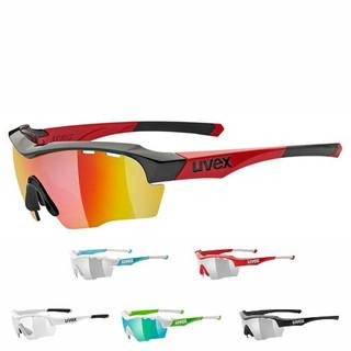 Uvex SGL 104 - Sportbrille / Radbrille m. Wechselscheiben – Bild 1