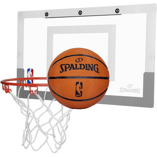 Spalding NBA Slam Jam Board - Backboard & Ball – Bild 2