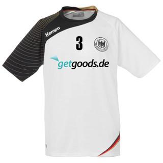 Kempa DHB Trikot - Handball Nationalmannschaft – Bild 2