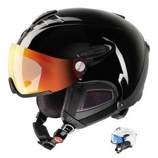 Uvex hlmt 300 visor style