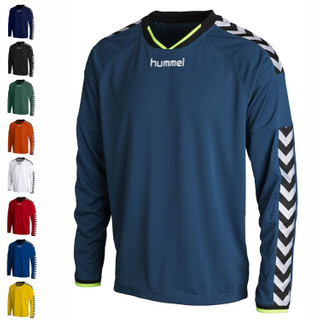 Hummel Stay Authentic LS Poly Jersey – Bild 1
