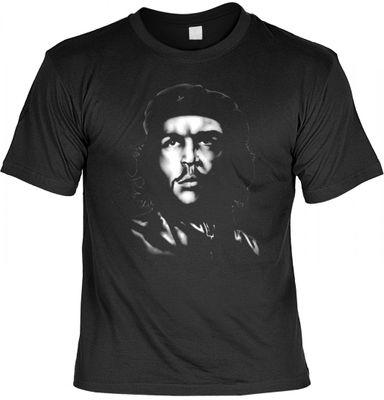 T-Shirt - Che Guevara - Qualitäts shirt mit Motiv für Kuba Fans - Auch als Geschenk sehr beliebt