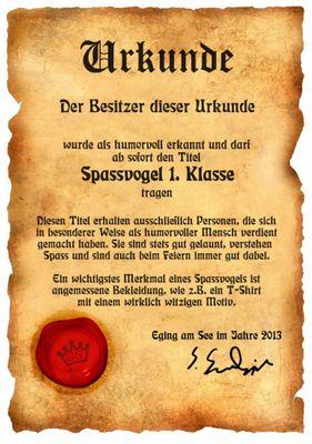 Lustiges T-Shirt - Keep Calm and Smoke Weed - Funshirt mit Spruch als Geschenk für Kiffer  - Jetzt mit lustiger Urkunde ! Bild 5