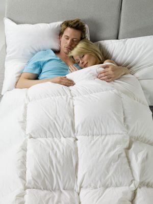 Duo Steppbett Premium Line Vario 3 - 200 x 200 cm - 100% Thinsulate Füllung (800 g) - Walburga Winter Bettdecke - Individuell kombinierbar – Bild 2