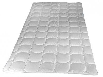 Matratzenauflage 120 x 200 cm - Walburga Unterbett aus reiner Baumwolle (1200 g) - Kochfest & trocknergeeignet