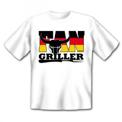 Goodman Design T-Shirt Unisex Fan Griller 2014 Bild 2