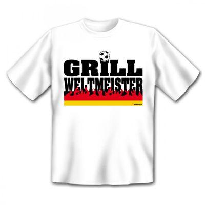 Goodman Design T-Shirt Unisex Grill Weltmeister 2014 002