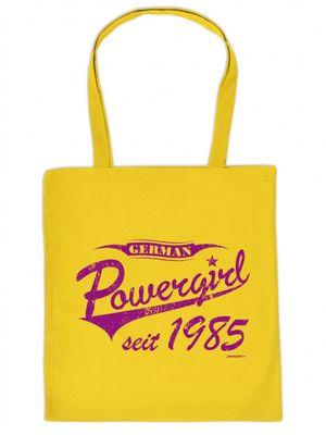 Goodman Design Stoffbeutel Powergirl seit 1985
