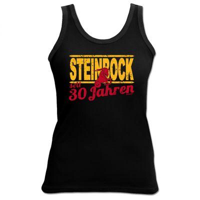 Damen Top als Geschenk zum 30. Geburtstag - Steinbock 30 Jahre - Originelles Geburtstagsgeschenk mit sexy Look