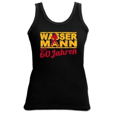 Damen Top als Geschenk zum 60. Geburtstag - Wassermann 60 Jahre - Originelles Geburtstagsgeschenk mit sexy Look Bild 2