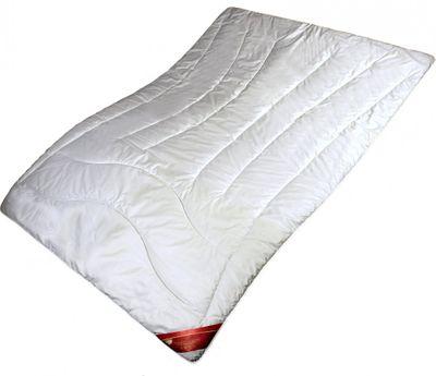 Bettdecke Modicana 155 x 220 / 700 g - Leichtes Steppbett für Sommer / Übergangszeit mit 100% Cashmere Füllung 001