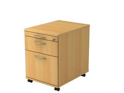 Rollcontainer DR-Büro Serie VAC - 43 x 58 x 59 - 7 Farben - abschließbar - Hängeregistratur ORGA-Schublade – Bild 5