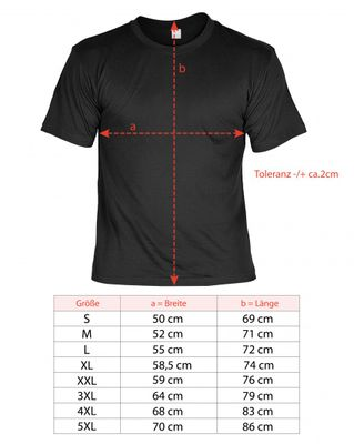 T-Shirt Funshirt - Frankfurt - witziges Motivshirt als Geschenk für Frankfurter - Heimat Hessen Bild 2