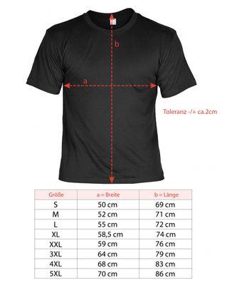 T-Shirt als lustiges Geschenk zum Geburtstag - Die 1968 er - was für ein Jahrgang - Geburtstagsgeschenk - Schwarz Bild 2