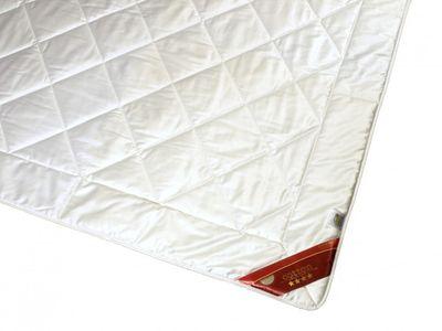 Bettdecke Modicana 220 x 240 / 1550 g - Leichtes Sommer Steppbett Modicana 100% KBA Baumwoll Füllung - Übergröße – Bild 2
