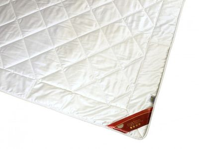Bettdecke Modicana 220 x 240 / 1000 g - Extra leichtes Sommer Steppbett Modicana 100% Baumwoll Füllung - Übergröße – Bild 2