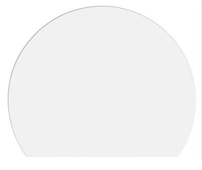 Ansatztisch Hammerbacher VQA80 - Maße: 80 x 100 cm - höhenverstellbar 68 - 85 cm - Anbauplatte für Bürotische in 7 Farben - mit Stützfuß - Montagezubehör enthalten – Bild 6