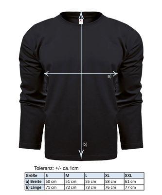 Family Langarmshirt - Super Opa - Longsleeve als passendes Geschenk oder tolles Outfit für Deinen Großvater - schwarz 3 Bild 4