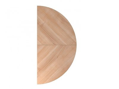 Ansatztisch DR-Büro - Anbauplatte für Schreibtische - Maße: 160 x 80 cm - Arbeitshöhe: 68 - 85 cm - in 7 Farbvarianten - mit Stützfuß - incl. Montagezubehör – Bild 1