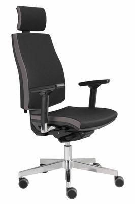 Bürostuhl Hammerbacher Premium - Bürodrehstuhl mit hochwertiger Synchronmechanik - Drehstuhl mit verstellbaren Armlehnen - ergonomischer Chefsessel in 2 Farben lieferbar – Bild 7