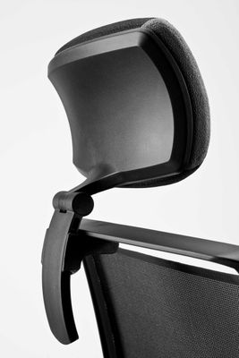 Bürostuhl Hammerbacher Premium2 - Bürodrehstuhl mit Synchronmechanik - Drehstuhl mit verstellbaren Armlehnen - ergonomischer Chefsessel mit Netzrücken - Lordosen und Lendenwirbelstütze – Bild 8